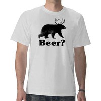 Beer Shirt from Zazzle.com