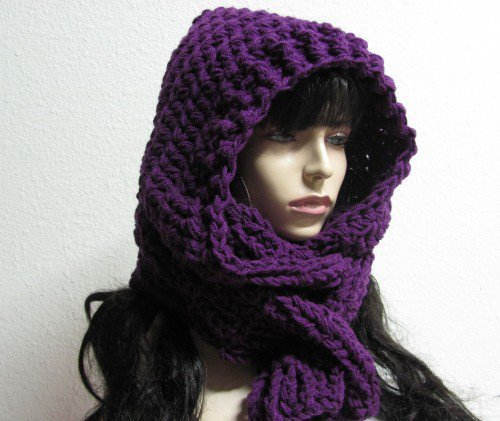 Hooded Scarf New 661 Free Hooded Infinity Scarf Crochet Pattern