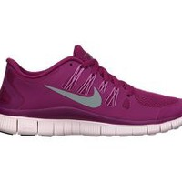 Nike Free 5.0+ Women's Running Shoes - Bright Magenta
