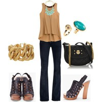 Girls Night - Polyvore