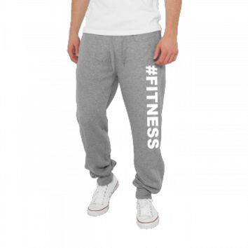 #Fitness Sweatpants - Straight Fit - AF - Fitness Shop