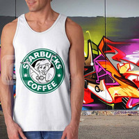 Ariel Starbucks tank top plinplan collection
