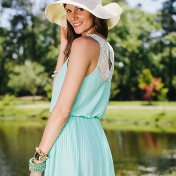 Gone With The Mint Dress