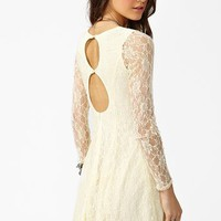 Juliet Lace Dress in  What's New at Nasty Gal