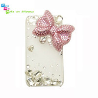 Handmade hard case back cover for Samsung Epic 4G by nieleilei
