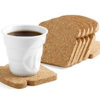 MoMA Store - Toast It Coasters
