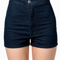 Super Hi Rise Hot Short
