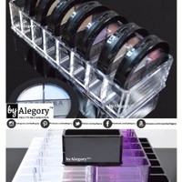 Compact Organizer & Beauty Care Holder 8 spaces byAlegoryTM Various Colors Available