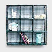 Metal Wall Shelf Storage - Urban Outfitters