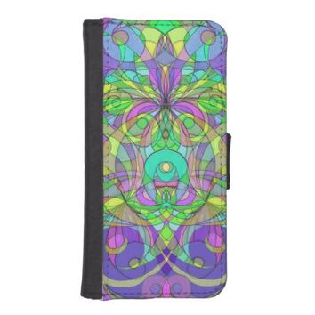 Wallet Case Ethnic Style