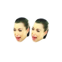 KIM CRYING EARRINGS