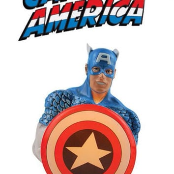 Captain America: The First Avenger Night Light Collectible Marvel Comics New
