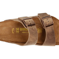 Birkenstock Arizona - Oiled Leather (Unisex) - Zappos.com Free Shipping BOTH Ways