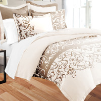 Luxury Home Carson 8 Piece Bed in a Bag Set