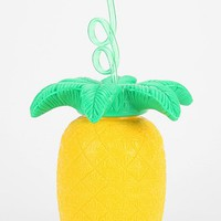 Pineapple To-Go Sipper Cup - Urban Outfitters