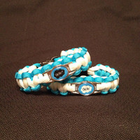"""The Fault in Our Stars """"Okay? Okay"""" Paracord Bracelets"""