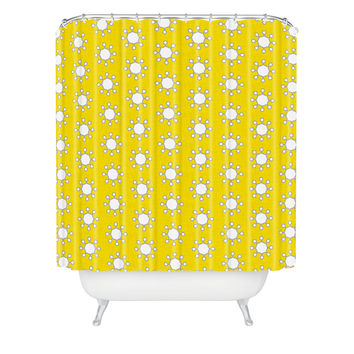 Holli Zollinger Little Suns Shower Curtain