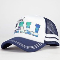 Roxy Dig This Womens Trucker Hat Blue One Size For Women 23413720001