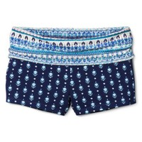 Mossimo Supply Co. Junior's Yoga Short - Assorted Colors