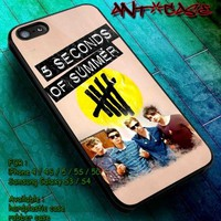 Samsung Galaxy S5/S4/S3 iPhone 4/4s/5/5c/5s 5sos case