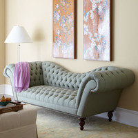 "Old Hickory Tannery ""Noemi"" Sofa - Horchow"