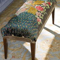 Haute House Peacock Bench - Horchow