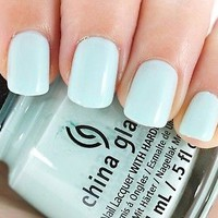China Glaze Nail Lacquer (1299-AT VASE VALUE) Spring City Flourish 2014
