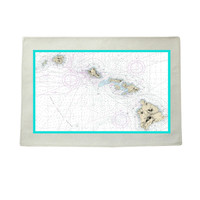 Nautical Chart Placemat