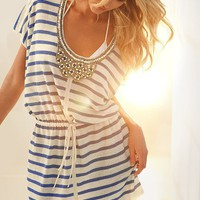 Victoria's Secret - Embellished Cover-up Sweater