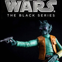 STAR WARS The Black Series 2013 Greedo Action Figure  Mint Condition Hot Toys