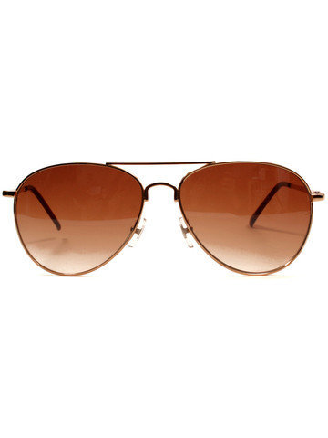 GYPSY WARRIOR - Dazed Aviator Sunglasses