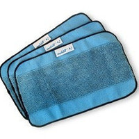 Mint Automatic Floor Cleaner &amp;mdash; Microfiber 3-pack, Mopping Cloths