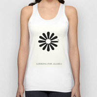 Looking for Alaska Unisex Tank Top by green.lime