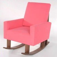 ducduc Eddy Rocker - RCKR-EDY - Gliders - Nursery Furniture - Baby & Kids' Furniture - Furniture