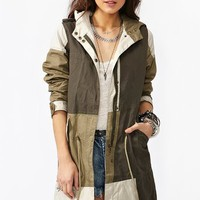 Patchwork Anorak  in  What&#x27;s New at Nasty Gal