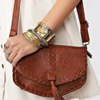 Dune Crossbody Bag  in  What&#x27;s New at Nasty Gal