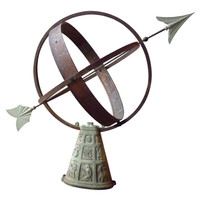Antiques on 5 - Swedish Armillary - 1stdibs