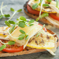 Summer Squash Sandwiches | WholeFoodsMarket.com