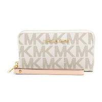 MICHAEL Michael Kors Large Jet Set Logo Phone Case