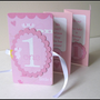 First Birthday Card For Girl Pink by DiannesCreativePlace on Etsy