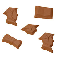 Graduation Assortment, Chocolate Mold
