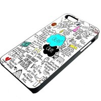 The Fault in Our Stars John Green Case for Iphone 5c