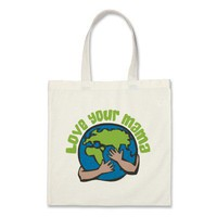 Love Your Mama Bags from Zazzle.com