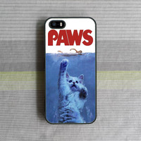iPhone 5S Case , iPhone 5C Case , iPhone 5 Case , iPhone 4S Case , iPhone 4 Case , Paws