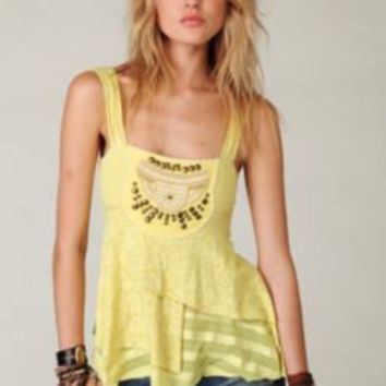 Paradise Bib Burnout Top