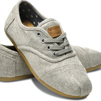 GREY HEMP WOMEN'S CORDONES