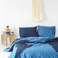 4040 Locust Ditsy Print Map Duvet Cover - Urban Outfitters