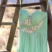 Spool Couture Desert Rain Dress
