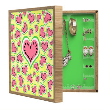 Lisa Argyropoulos Watermelon Love Sunny Yellow BlingBox Petite