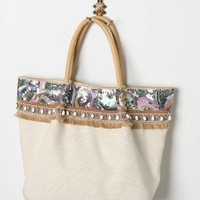 Spangled Carryall-Anthropologie.com